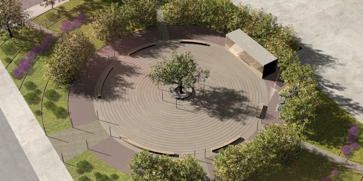 Προς δημοπράτηση και άμεση υλοποίηση η νέα εντυπωσιακή πλατεία στην Αμμουδιά από τον Δήμο Πάργας